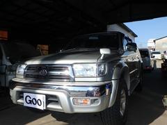 ハイラックスサーフSSR−X 4WD CD
