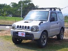 ジムニーXG 4WD 5速ミッション リフトUP