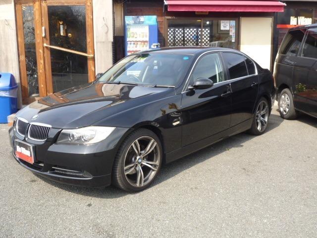 BMW 3シリーズ 323i キーレス HDDナビ フルセグTV ...