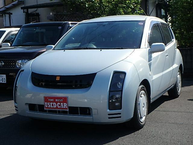 トヨタ 1.3L ナビ キーレス CDMD 電動格納ミラー AAC