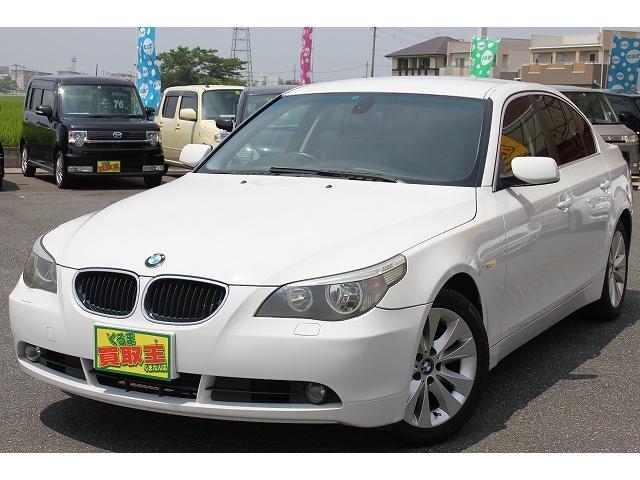 BMW 5シリーズ 525iハイラインパッケージ ETC クルーズ...
