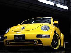 フォルクスワーゲン VW ニュービートル プラス ルーフ張替え済み 2.0L