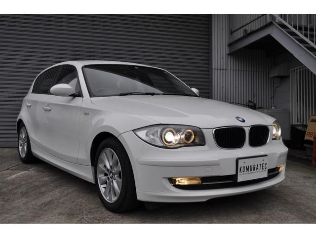 BMW 1シリーズ 116i スマートキー アルミホイール (検3...