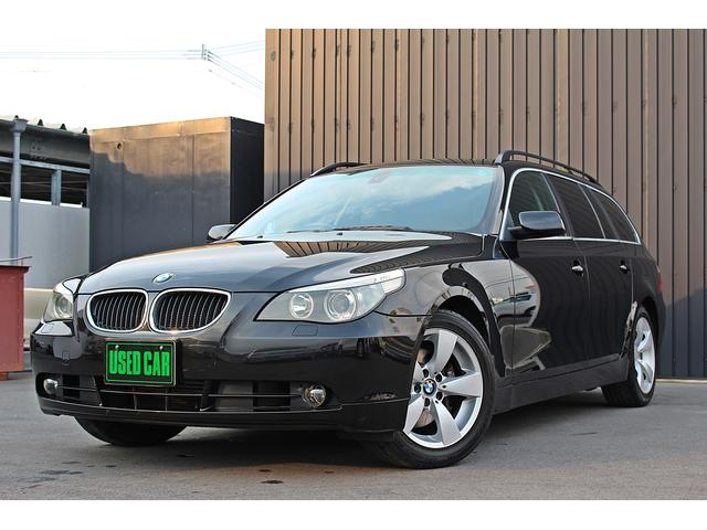 BMW 5シリーズ 525iツーリングハイラインパッケージ 強アル...