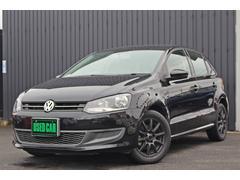 VW ポロTSIコンフォートライン 1オーナー 禁煙車 HIDライト