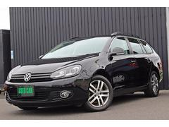 VW ゴルフヴァリアントTSI コンフォートライン キーレス 禁煙車 キセノン