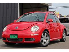 VW ニュービートルLZ 黒革 サンルーフ シートヒーター