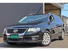 VW パサートヴァリアントTSIコンフォートライン HDDナビ キセノン クルコン