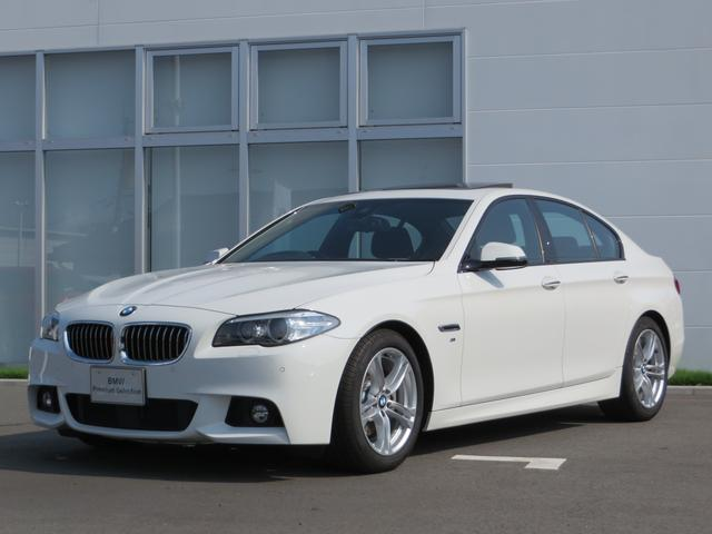 BMW 5シリーズ 523d Mスポーツ 当社デモカー 認定中古車...