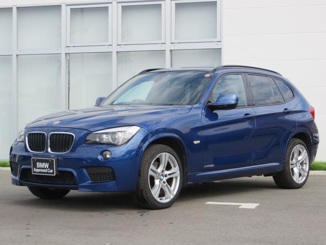 BMW X1 xDrive 20i Mスポーツ ワンオーナー 認定...