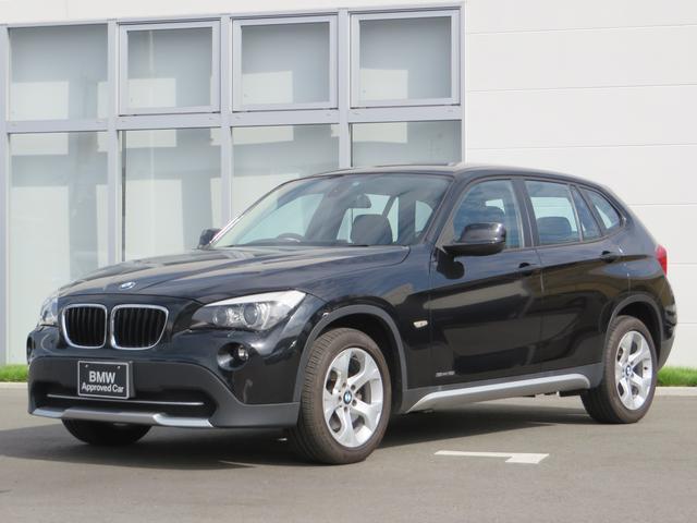 BMW X1 sDrive 18i ワンオーナー 認定中古車 (車...