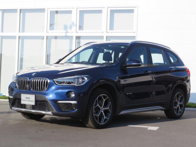 BMW X1 sDrive 18i xライン 当社試乗車 コンフォ...