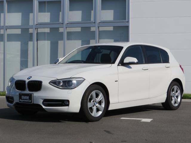 BMW 1シリーズ 116i スポーツ 認定中古車 地デジTV ワ...
