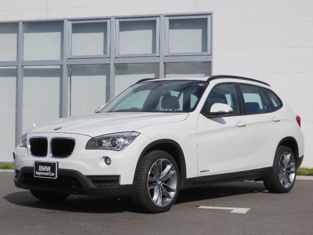 BMW X1 sDrive 20i スポーツ ワンオーナー 認定中...