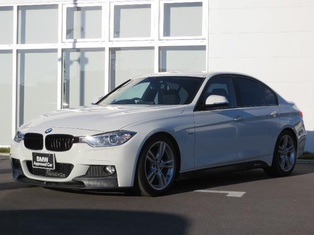 BMW 3シリーズ 320i Mスポーツ 認定中古車 (検30.6)