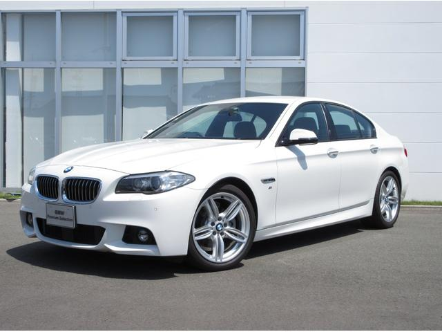 BMW 5シリーズ 523i Mスポーツ 当社デモカー 認定中古車...