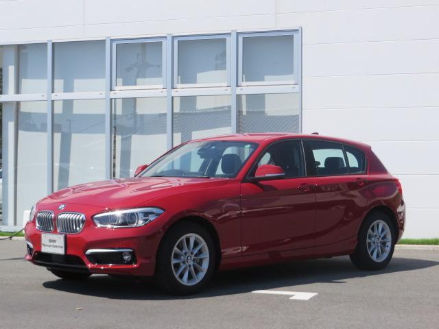 BMW 1シリーズ 118d スタイル 認定中古車 デモカー AC...