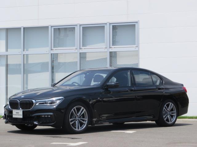 BMW 7シリーズ 740i Mスポーツ 認定中古車 当社デモカー...