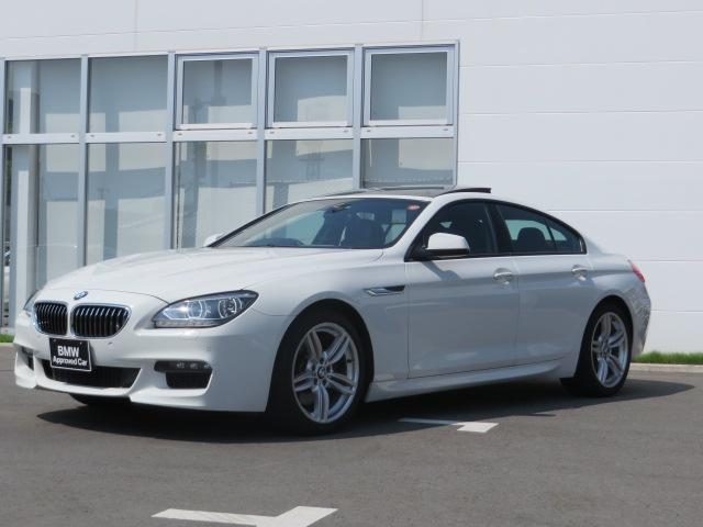 BMW 6シリーズ 640iグランクーペ MスポーツPKG 認定中...