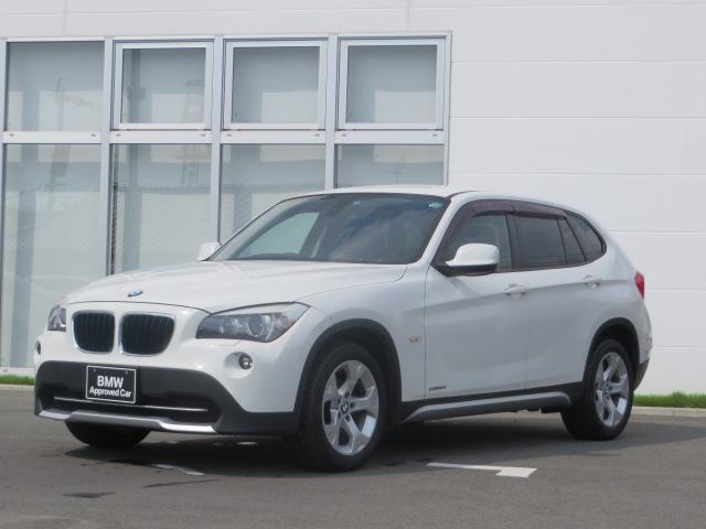 BMW X1 sDrive 18i認定中古車ワンオーナー (車検整備付)