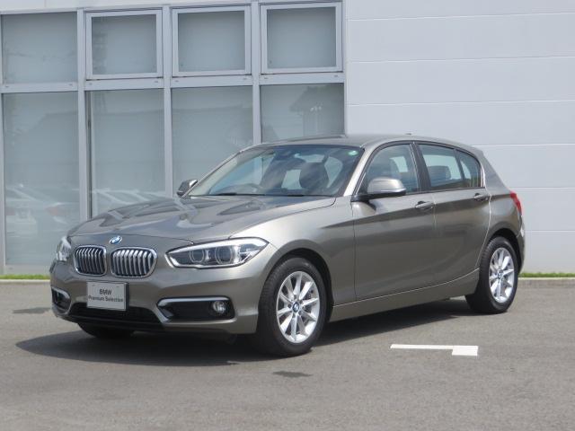 BMW 1シリーズ 118i スタイル コンフォートアクセス 社有...