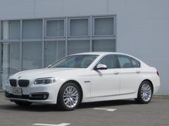 BMW523iラグジュアリー認定中古車 マルチディスプレイ
