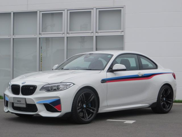 BMW M2 Mパフォーマンス デモカー 認定中古車 7DCT (...