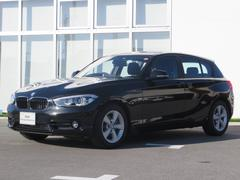 BMW118d スポーツ 認定中古車 バックカメラ デモカー
