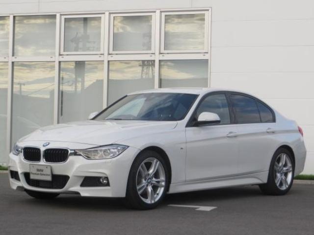 BMW 3シリーズ 320i Mスポーツ 認定中古車 ACC TV...