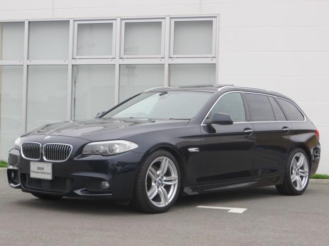 BMW 5シリーズ 523dツーリング Mスポーツ 認定中古車 サ...