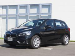BMW218dアクティブツアラー 認定中古車 バックモニター