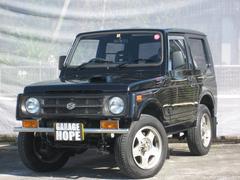 ジムニーHC 5速マニュアルターボ 4WD 社外FRバンパー