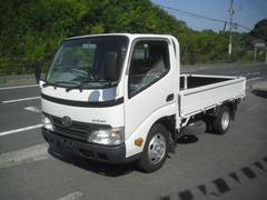 ダイナトラックジャストロー 2トン 全塗装 4000ccディーゼルターボ