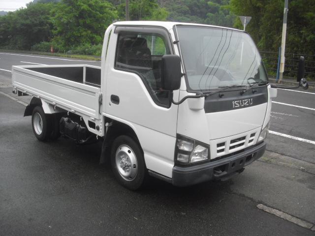 いすゞ エルフトラック 1.5トン 4WD 3100ccディーゼル...