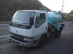 キャンター散水車 4200ccディーゼル 2トン 2000L