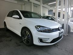 VW ゴルフGTEGTE ワンオーナー 禁煙車 LEDヘッドライト