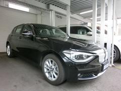 BMW116i スタイル ユーザー買取 パーキングサポートP