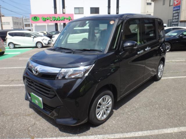 タンク(トヨタ)G S 中古車画像