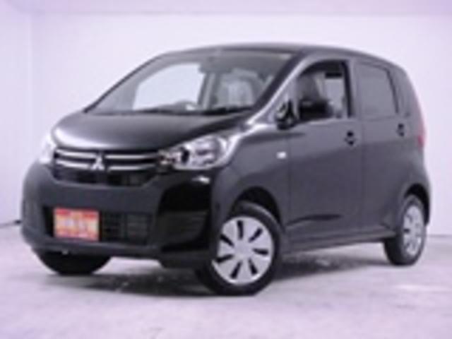 三菱 eKワゴン E 登録済未使用車 マイナーチェンジ後モデル (...