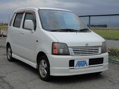 ワゴンRFMエアロ 4WD タイミングチェーン 純正エアロ
