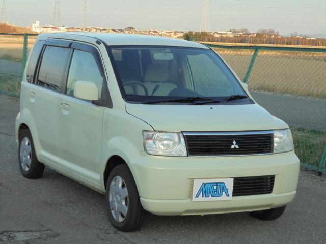 三菱 eKワゴン M 4WD 禁煙車 CD キーレス (検29.4)