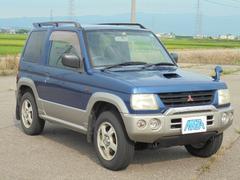 パジェロミニV 禁煙車 4WD ターボ キーレス アルミ 4速オートマ