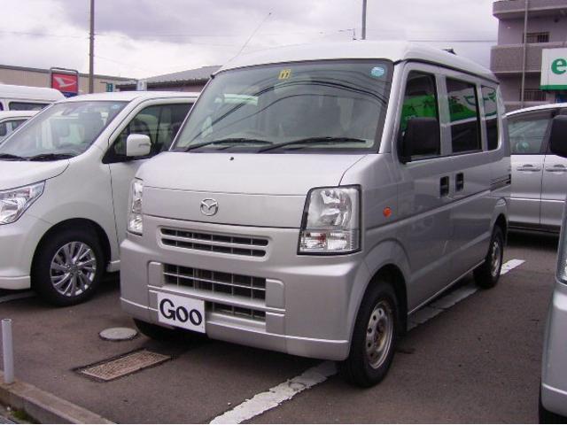 マツダ PC 4WD