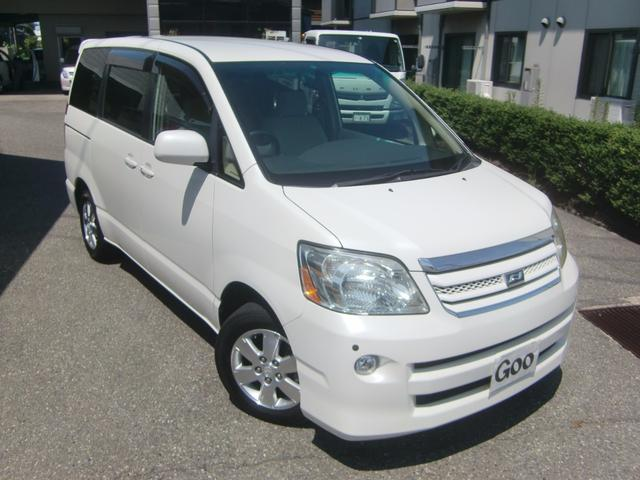 Photo of TOYOTA NOAH X G SELECTION / used TOYOTA