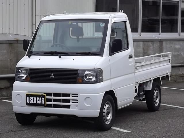 三菱 ミニキャブトラック Vタイプ 4WD オートマチック エアコ...