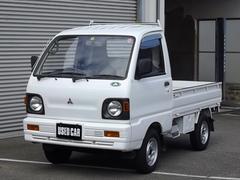 ミニキャブトラックTS 4WD 三方開