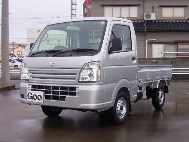 スズキ KCエアコン・パワステ農繁仕様 4WD