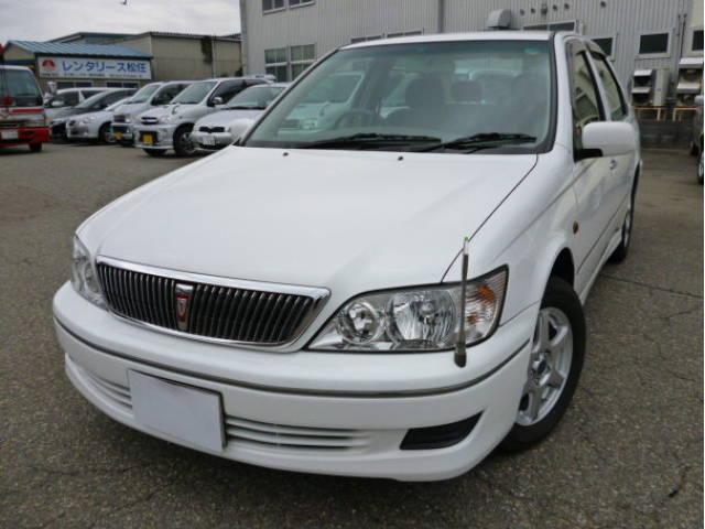 Toyota Vista (J)