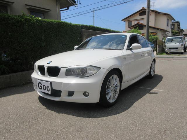 BMW 1シリーズ 116i Mスポーツパッケージ ETC付き 冬...