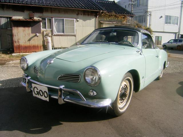 フォルクスワーゲン カブリオレ 2オーナー車 1963年モデル